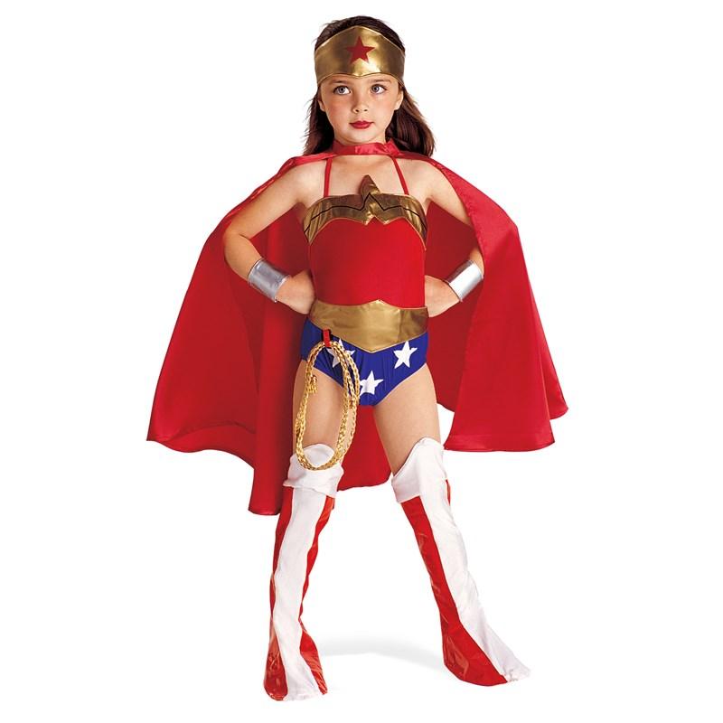 Wonder Woman Child Costume Small