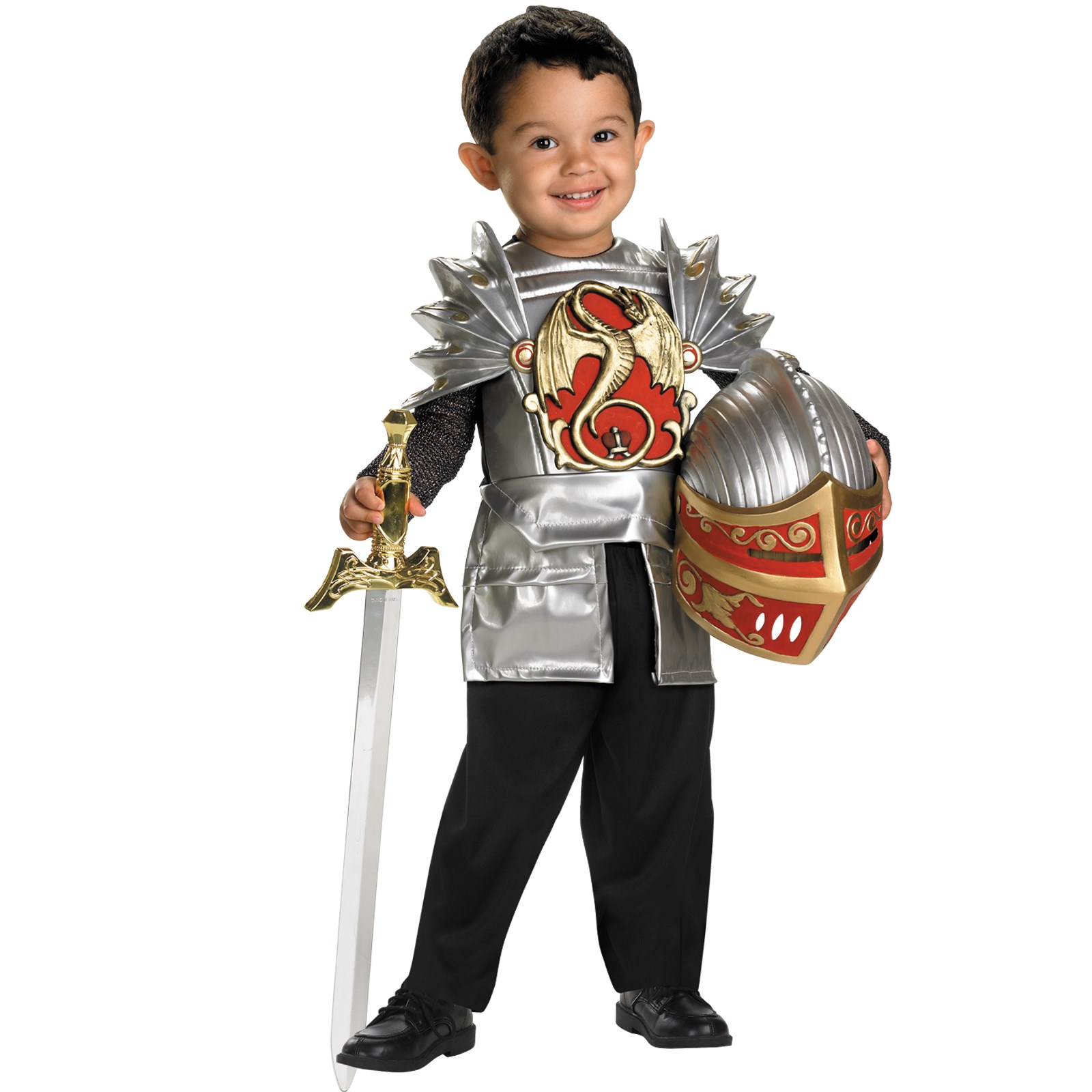 Knight of the Dragon Toddler Costume Toddler (2T)