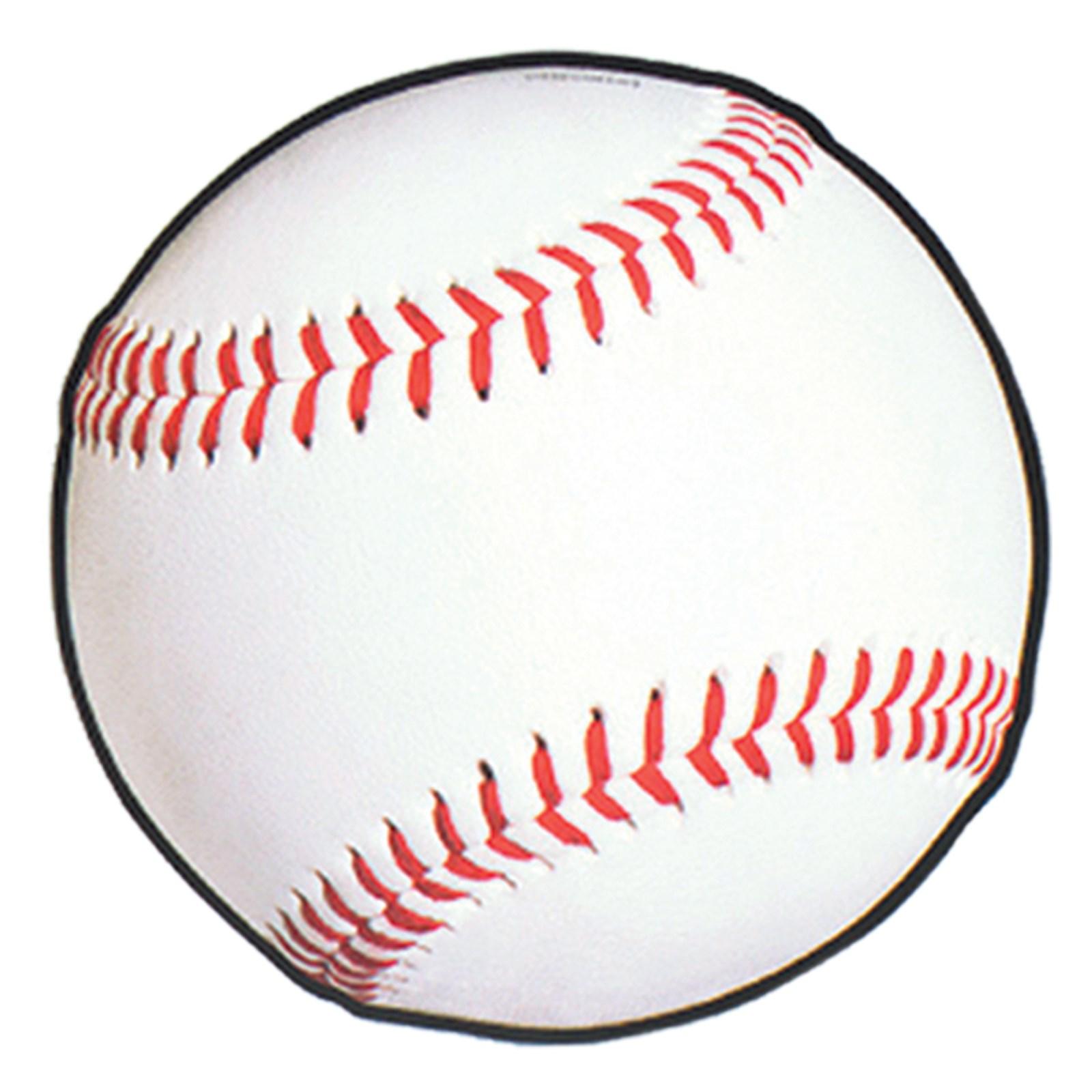 """Image of 13 1/2"""" Baseball Cutout"""