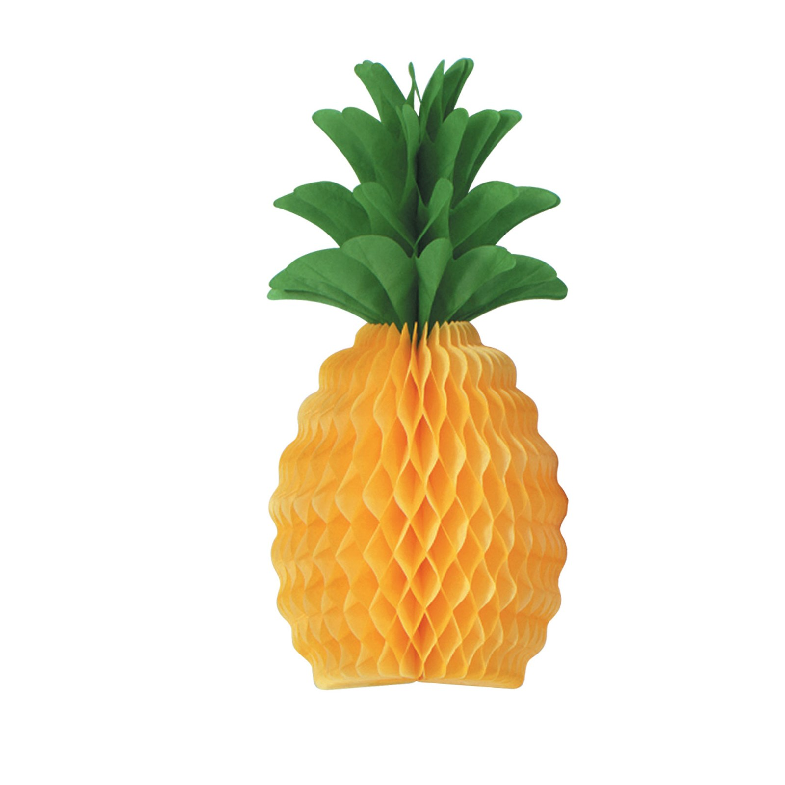 "Image of 12"" Tissue Pineapples"
