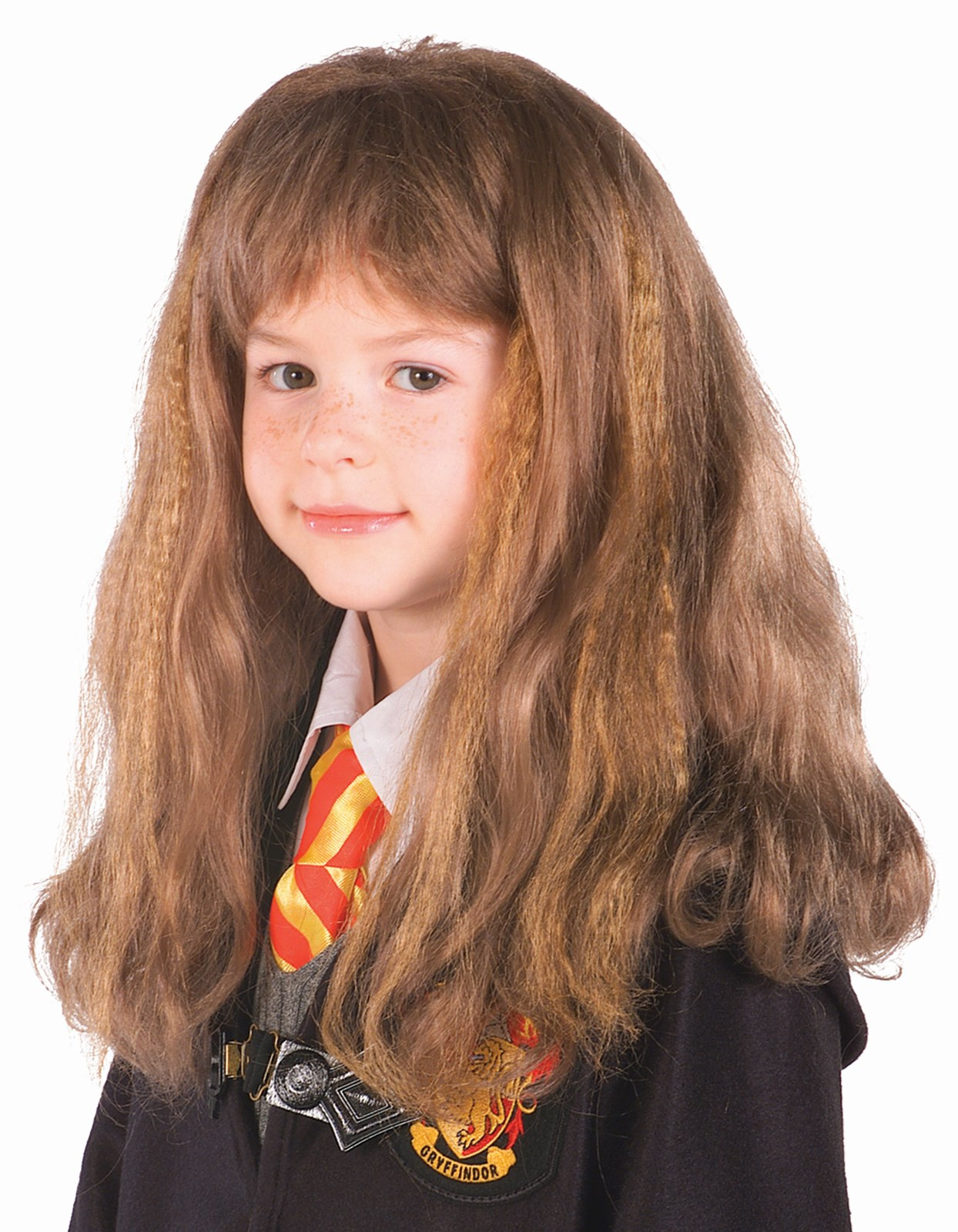 Hermione Granger Wig Child One Size Fits Most Kids