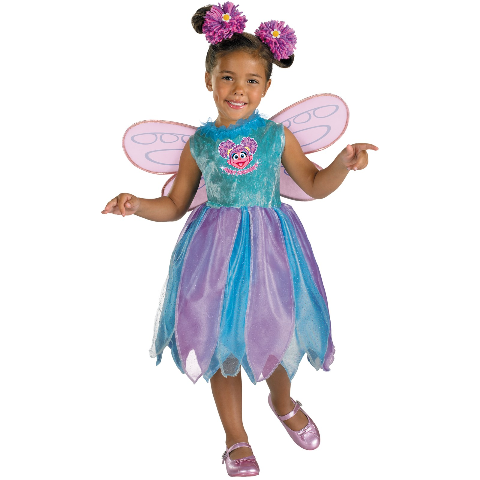 Sesame Street Abby Cadabby Toddler / Child Costume 2T