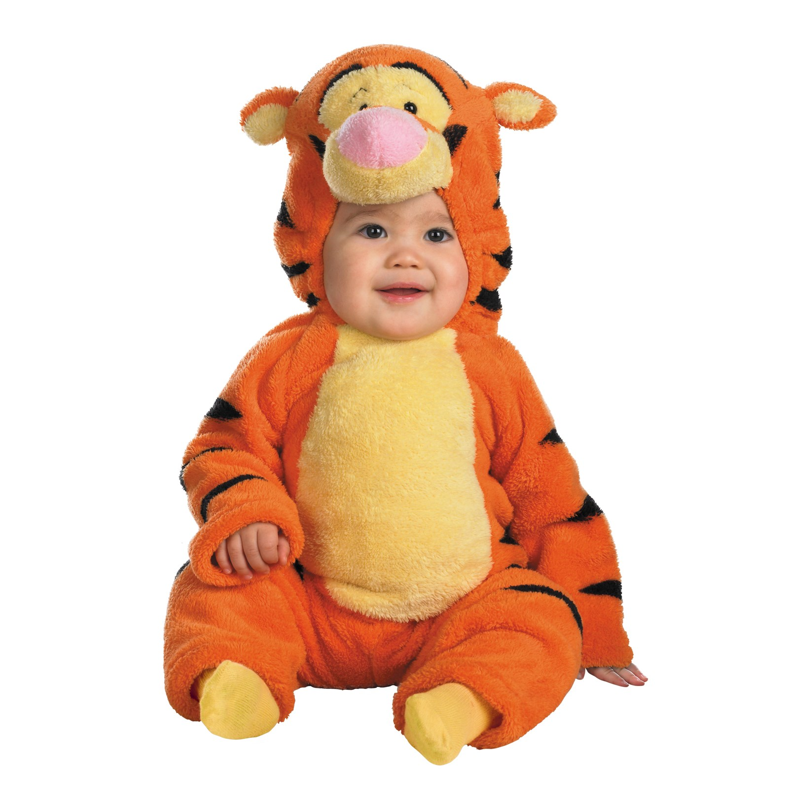 Winnie the Pooh - Tigger Infant Costume Toddler (2T)
