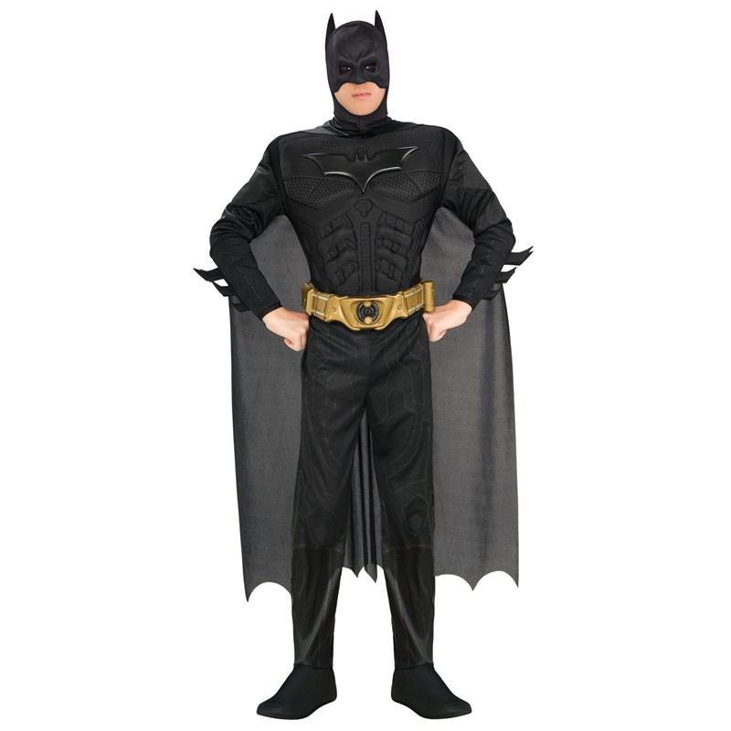 Batman The Dark Knight Rises Muscle Chest Deluxe Adult Costume Large (42-44)