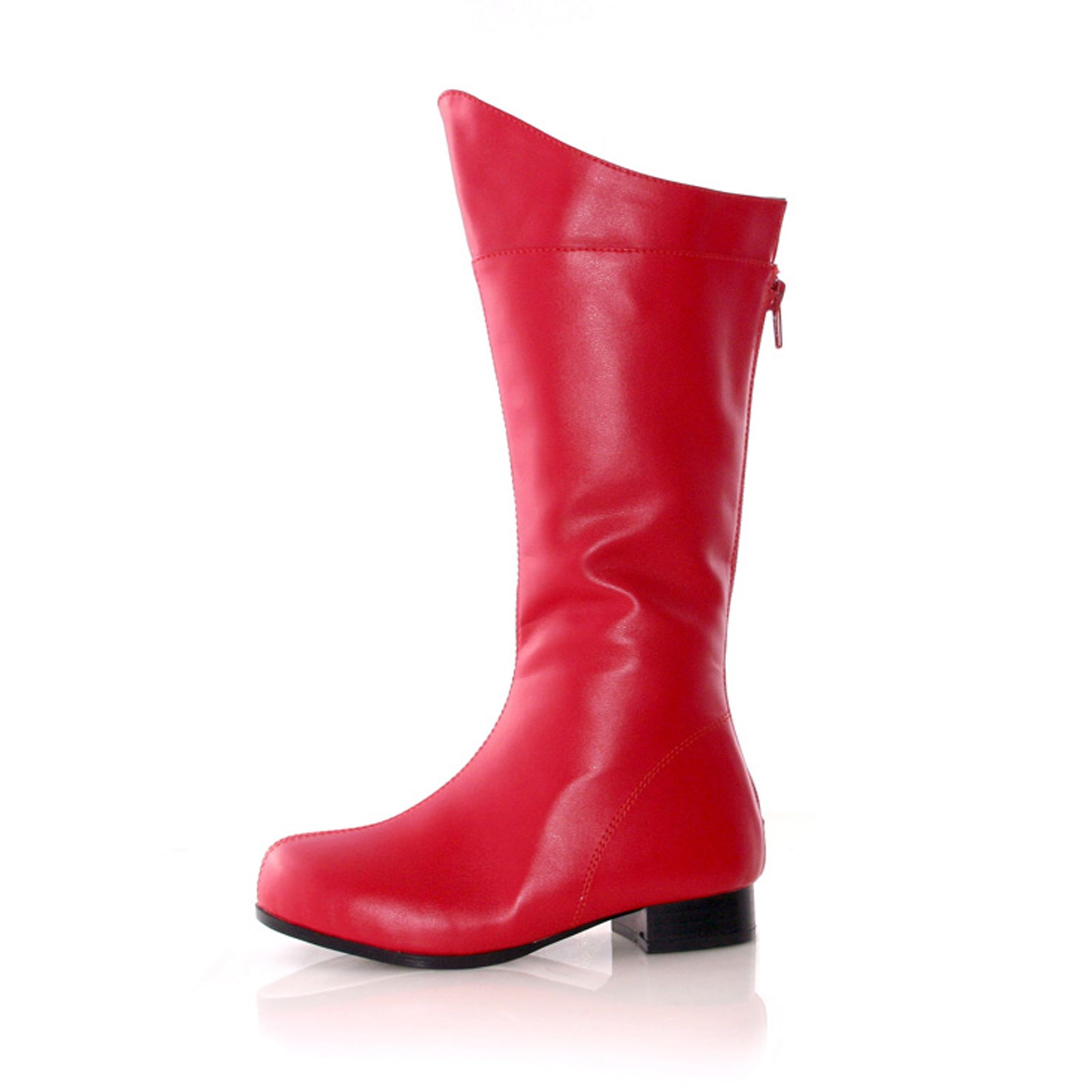 Shazam (Red) Child Boots Small (11-12)