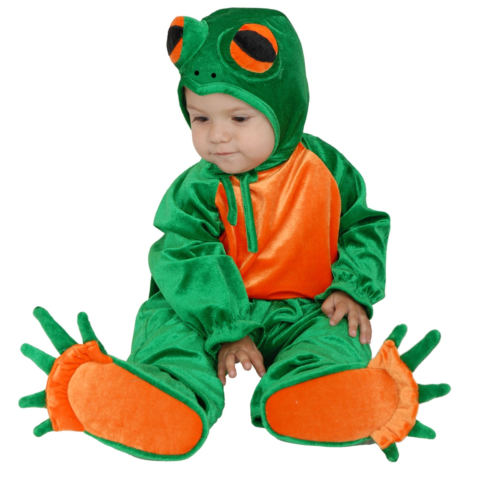Little Frog Toddler / Child Costume Small