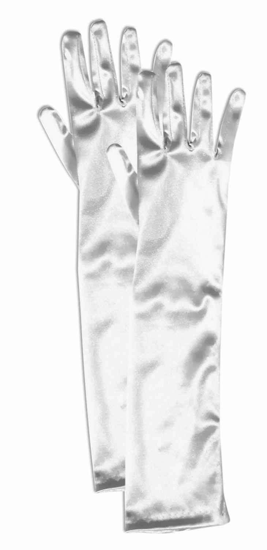 Image of Long Gloves (White) Child