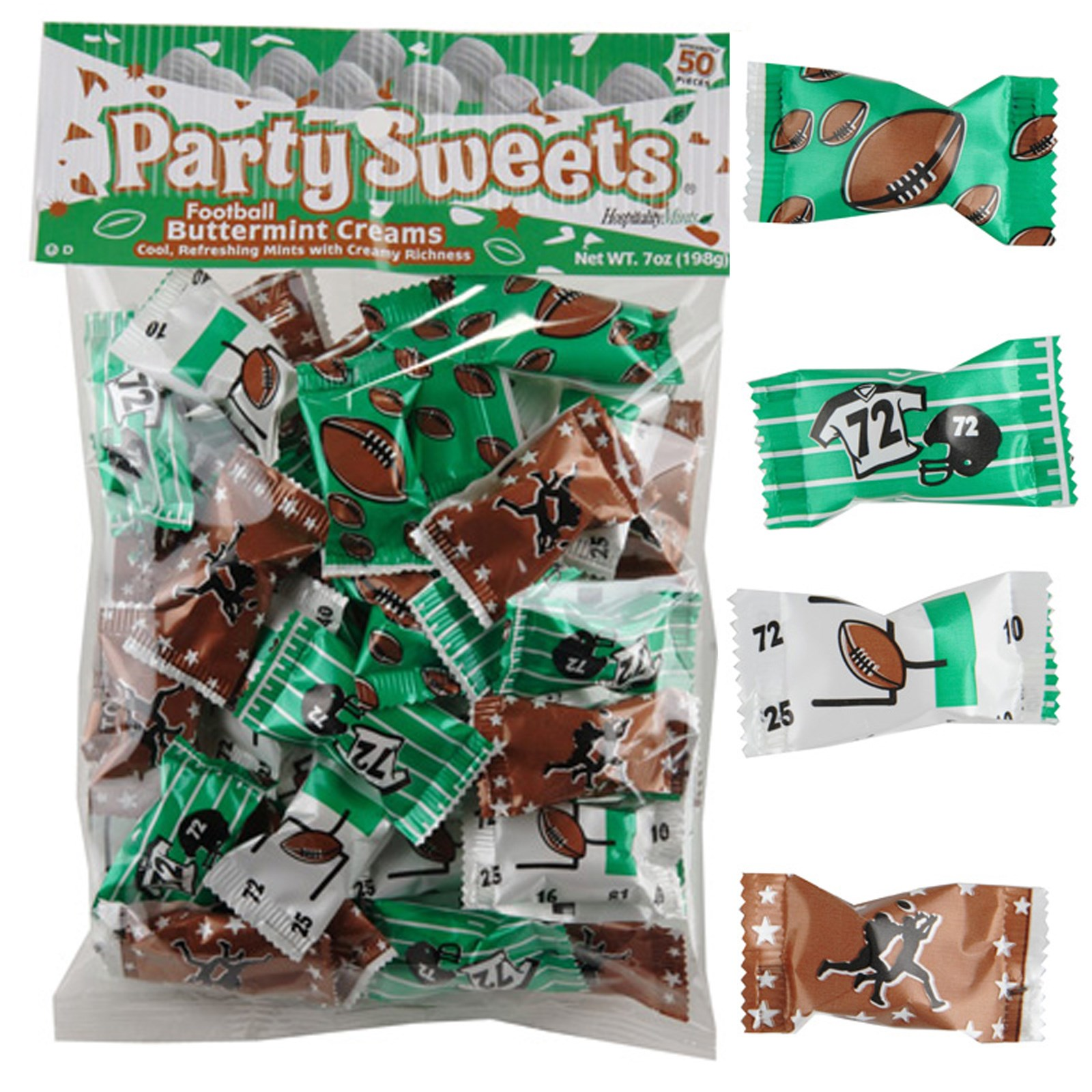 Image of Football Party Mints