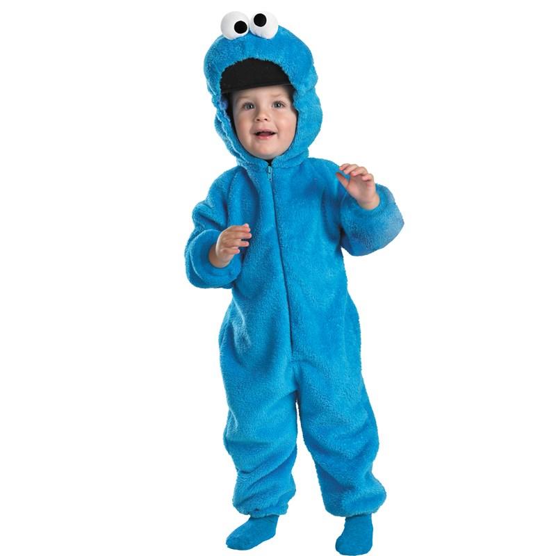 Sesame Street Cookie Monster Infant / Toddler / Child Costume Child (4-6x)