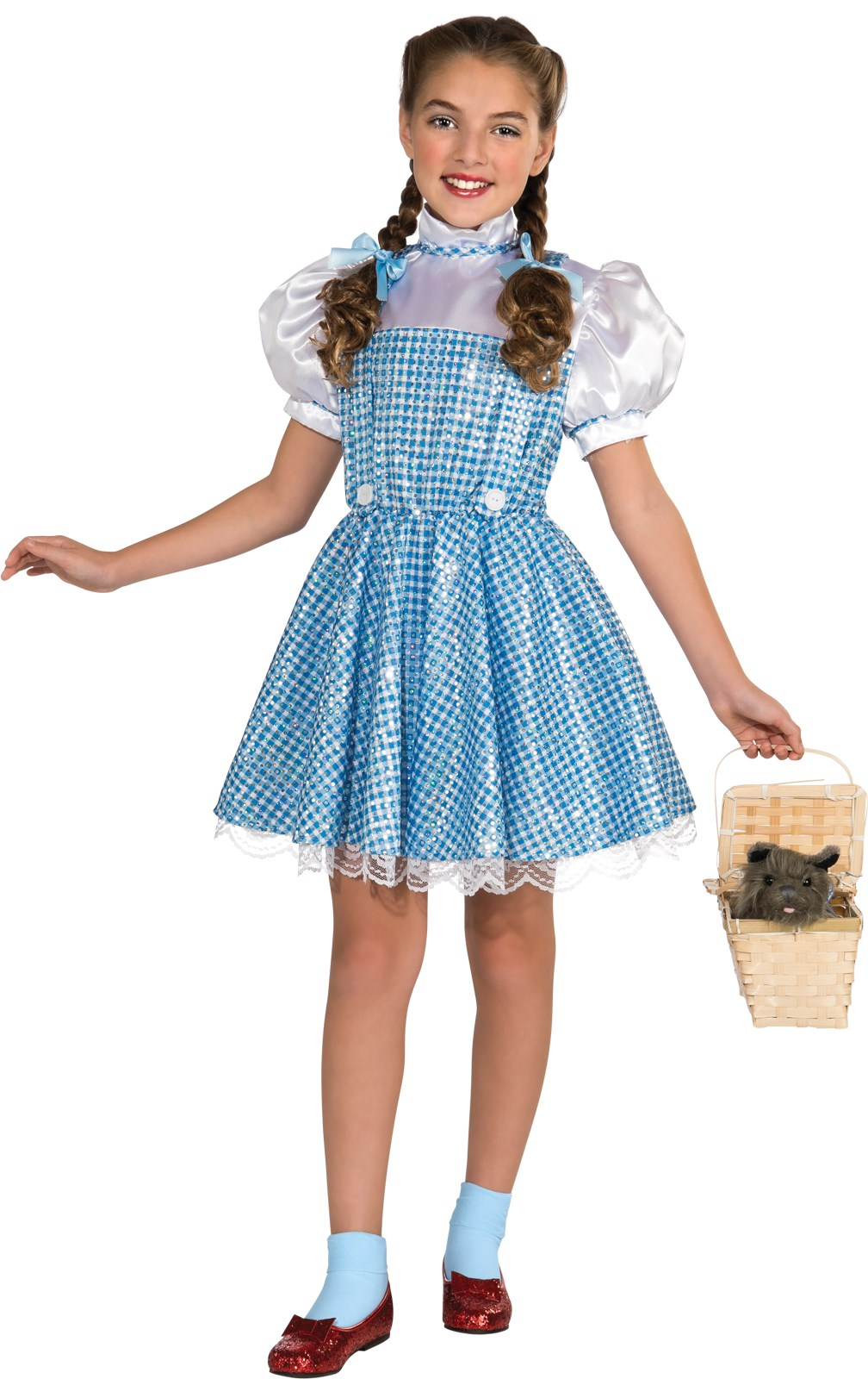 The Wizard of Oz Dorothy Child Costume 4-6