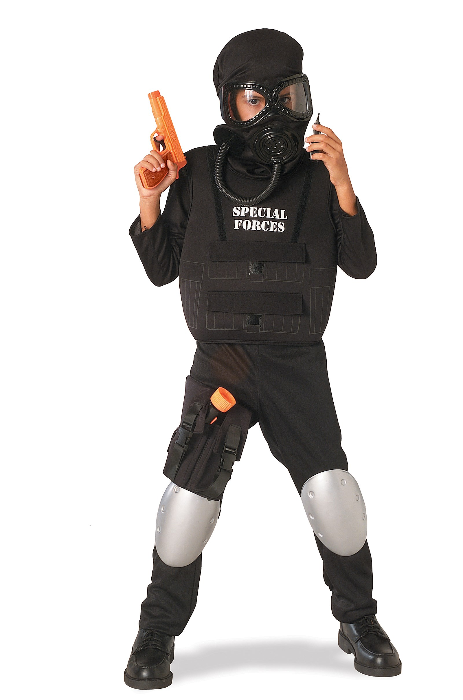 Special Forces Officer Child Costume 4-6