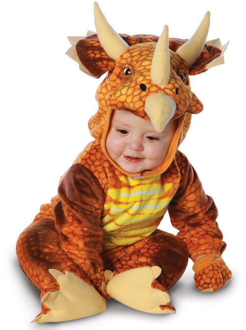 Triceratops Infant / Toddler Costume 6/12 Months