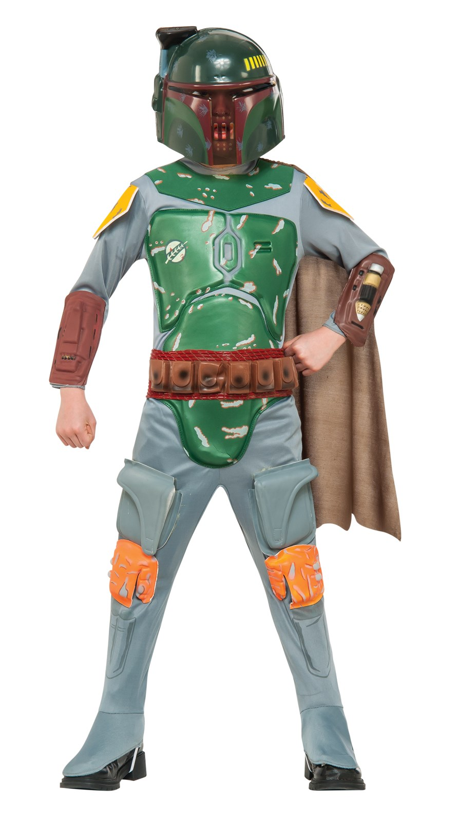 Star Wars Boba Fett Child Costume 4-6