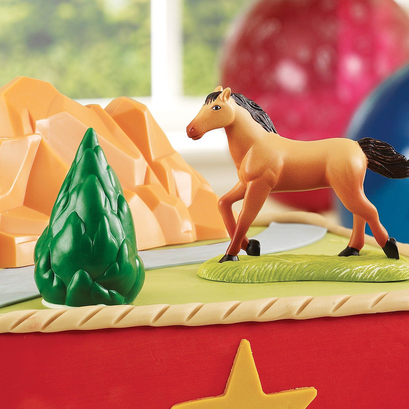 Image of Horse Power Cake Toppers