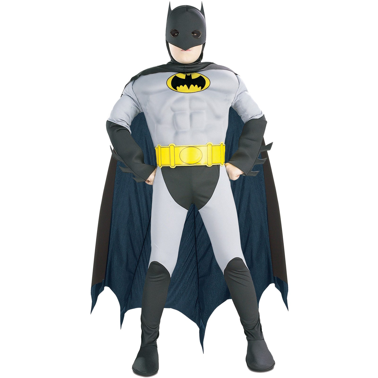 Batman Toddler / Child Costume 2-4