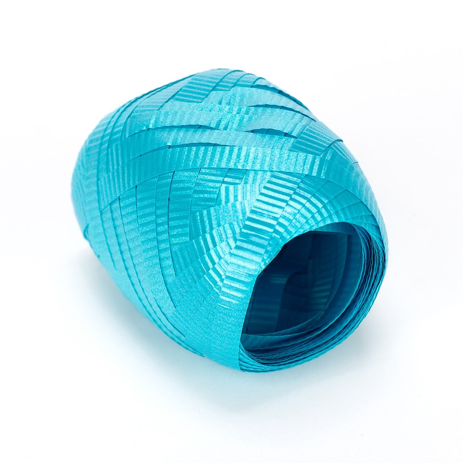 Image of Aqua Blue (Turquoise) Curling Ribbon