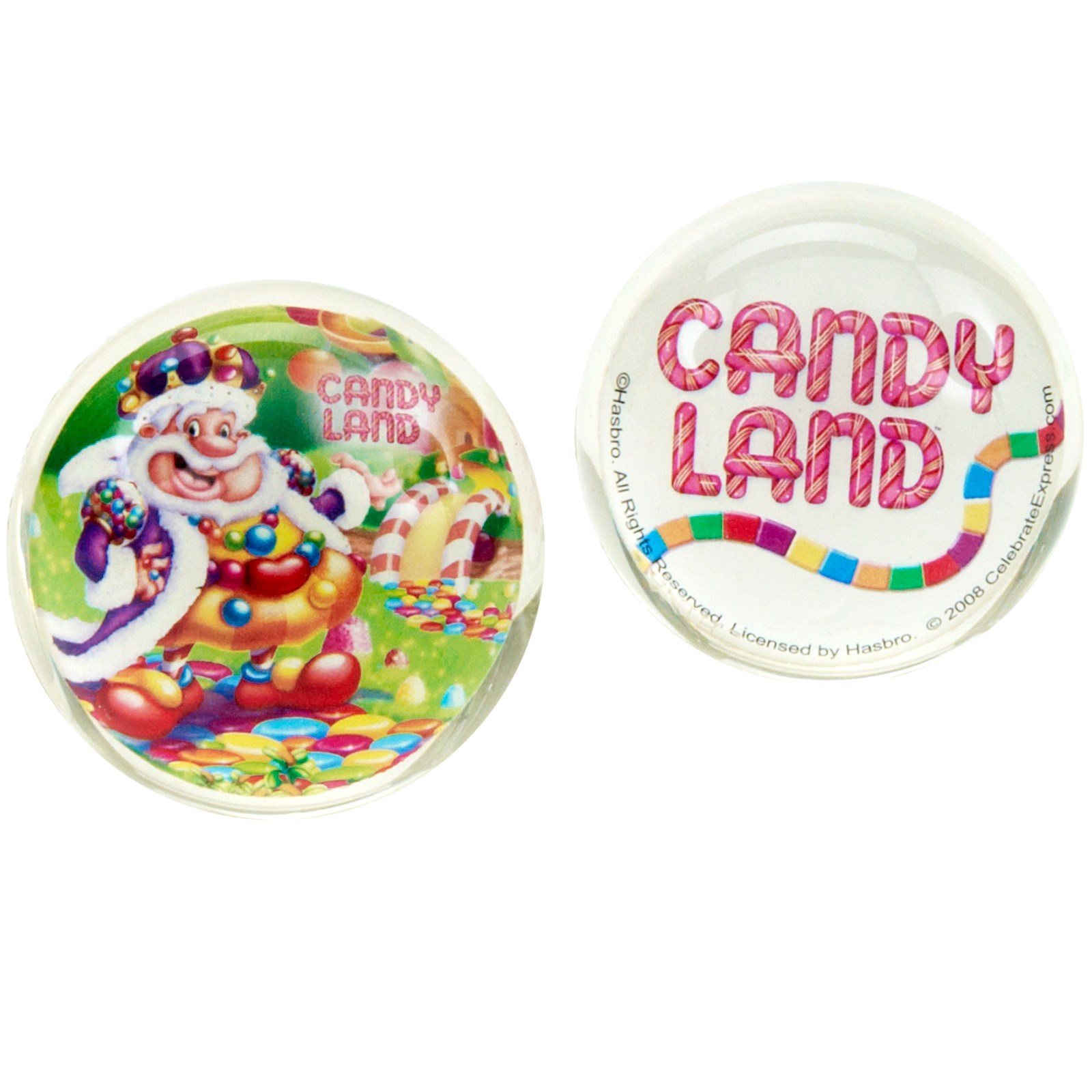 Candy Land Bounce Ball