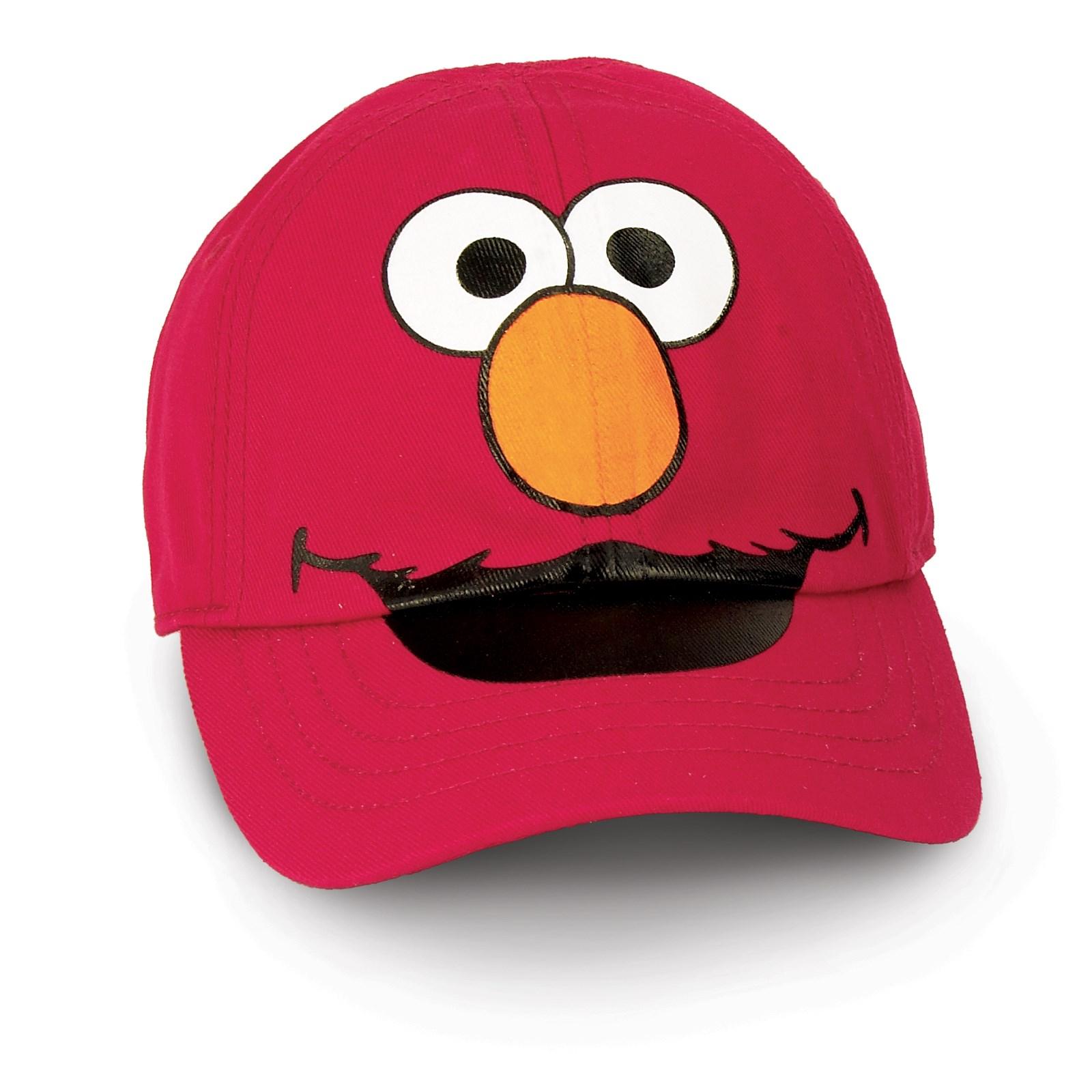 Image of Sesame Street Elmo Adjustable Hat Toddler