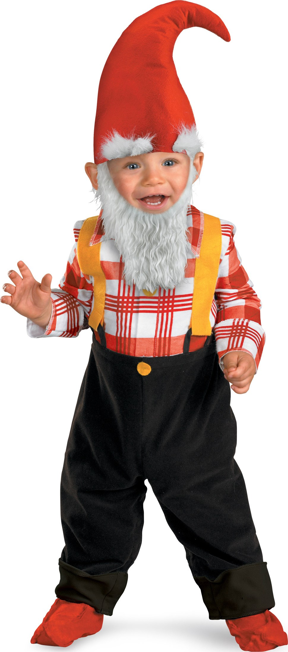 Garden Gnome Infant / Toddler Costume Small (2T)