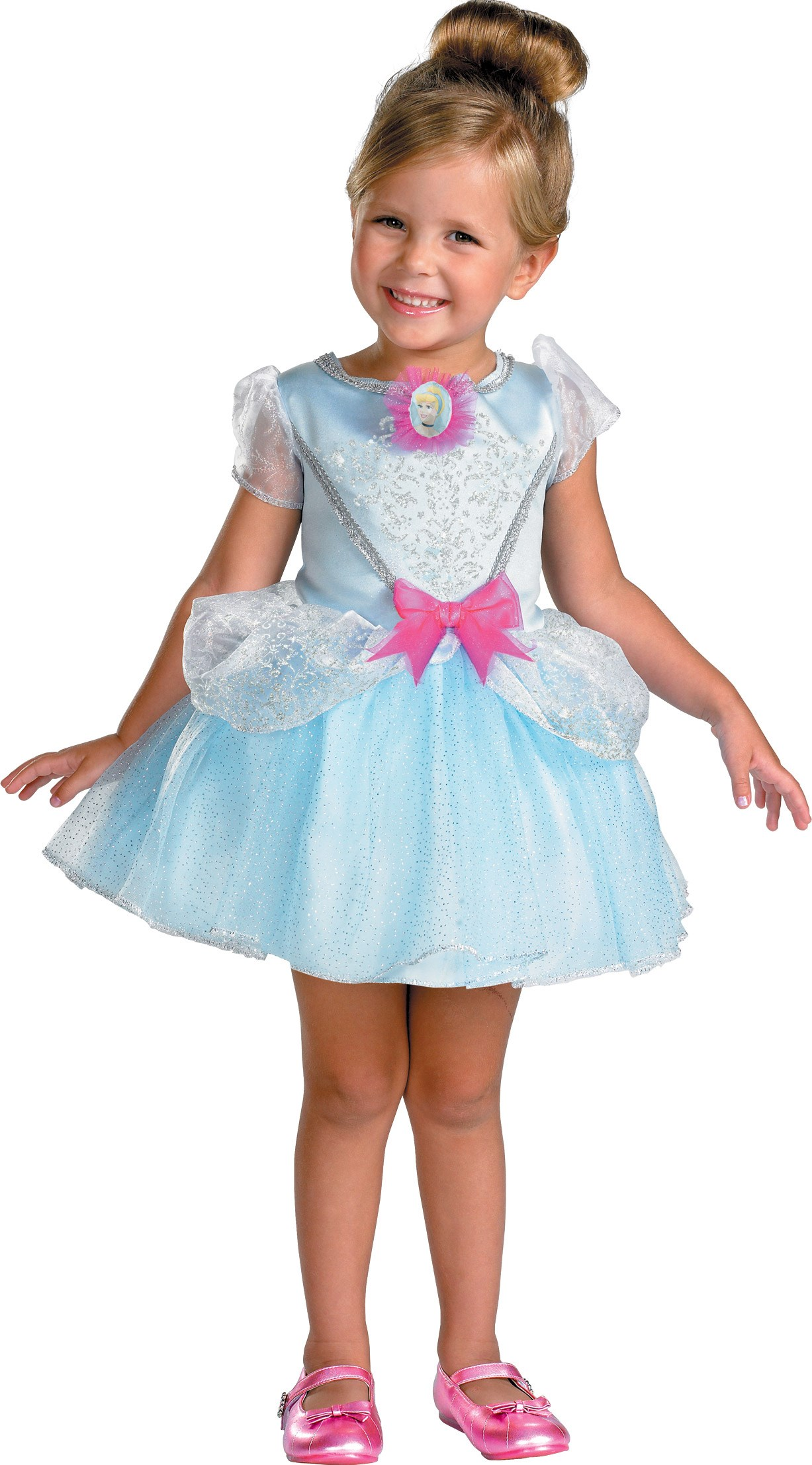 Disney Cinderella Ballerina Toddler / Child Costume Toddler (2T)