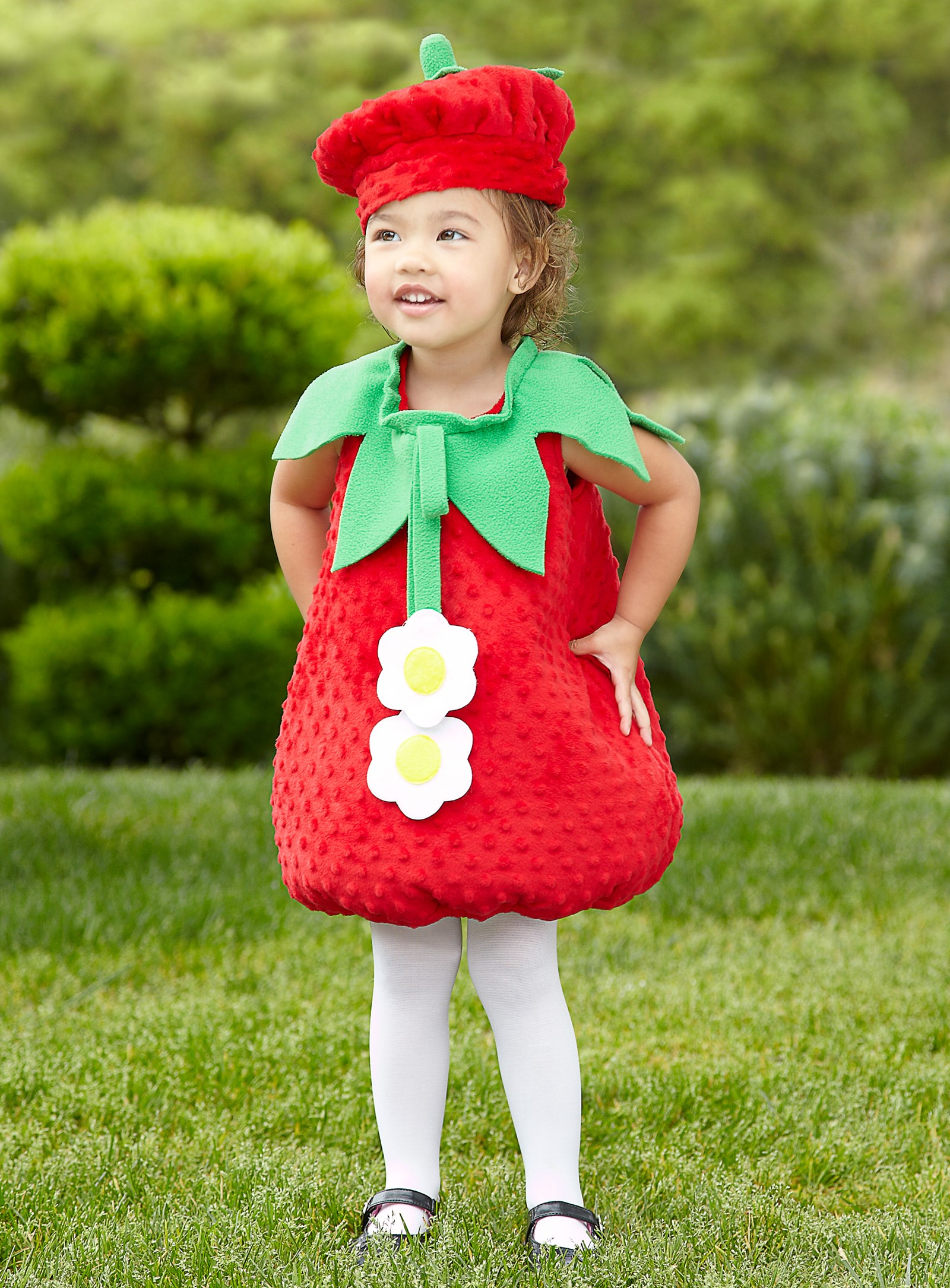 Strawberry Infant / Toddler Costume Toddler (18 Months/2T)