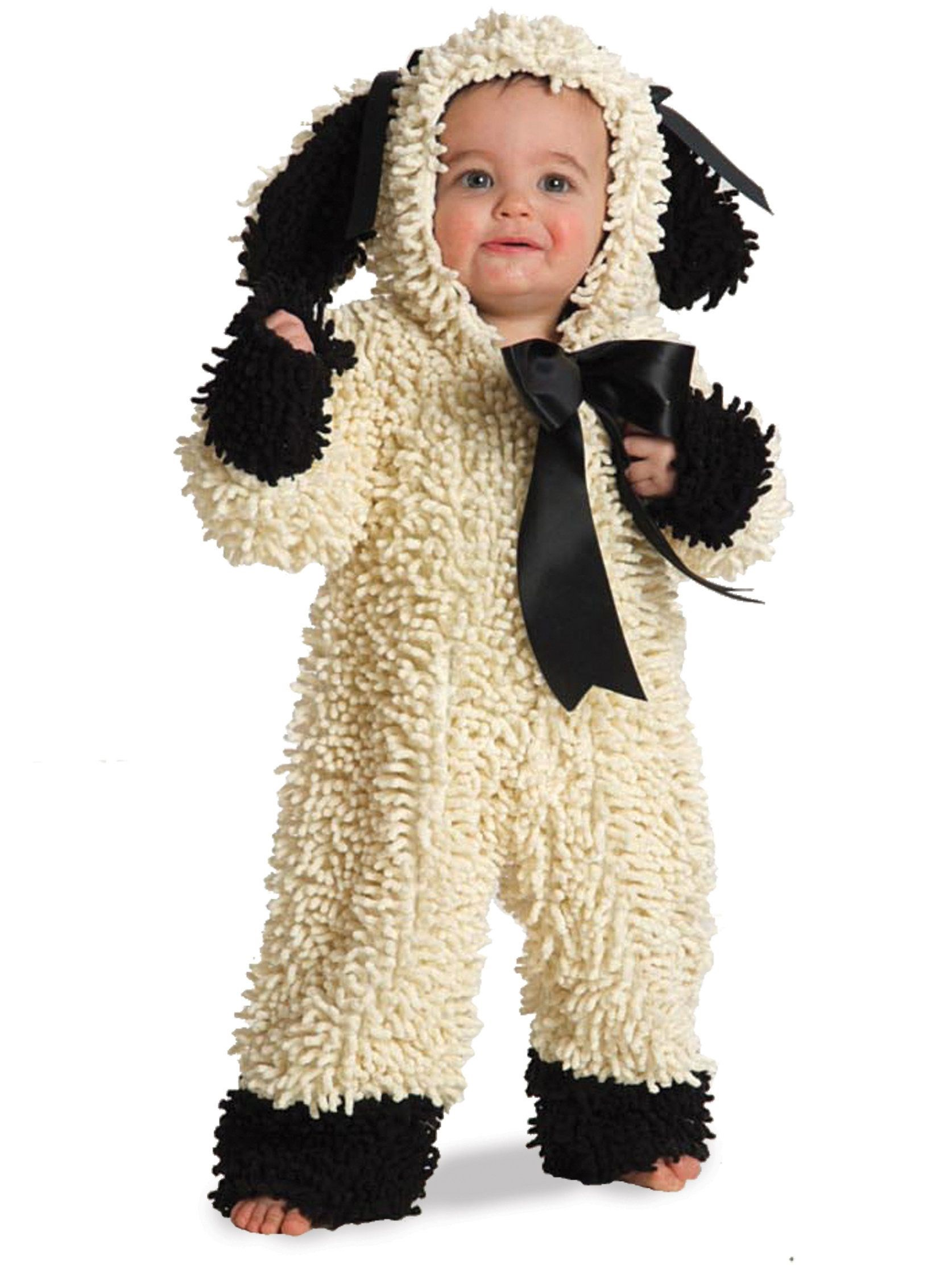 Lamb Infant / Toddler Costume 12/18 Months