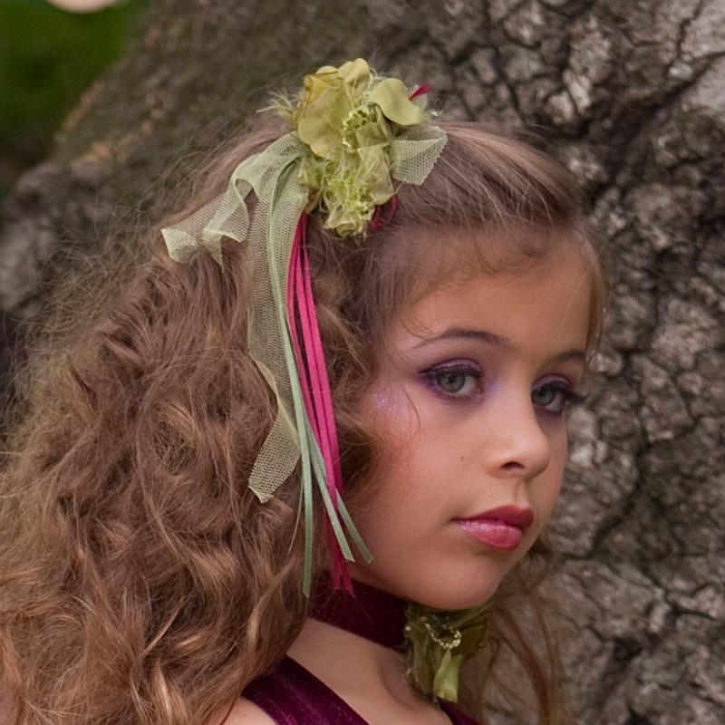 Sugar Plum Fairy Hairclip