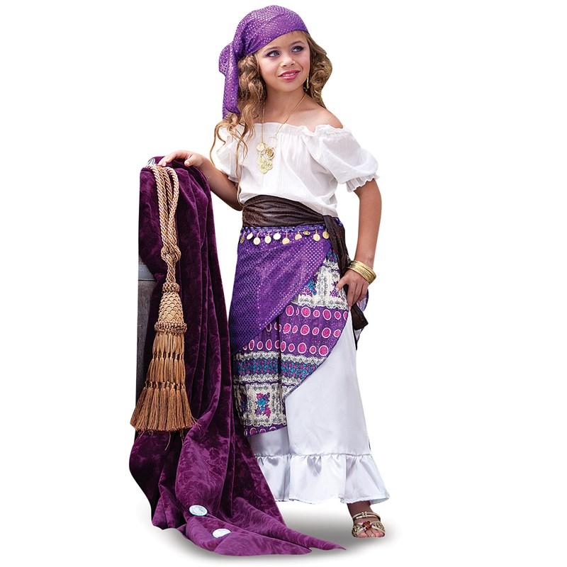 Gypsy Child Costume Small (4-6)