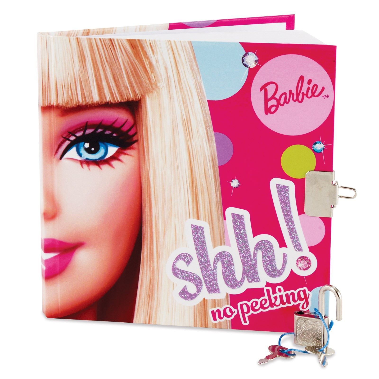 Image of Barbie All Doll'd Up Diary