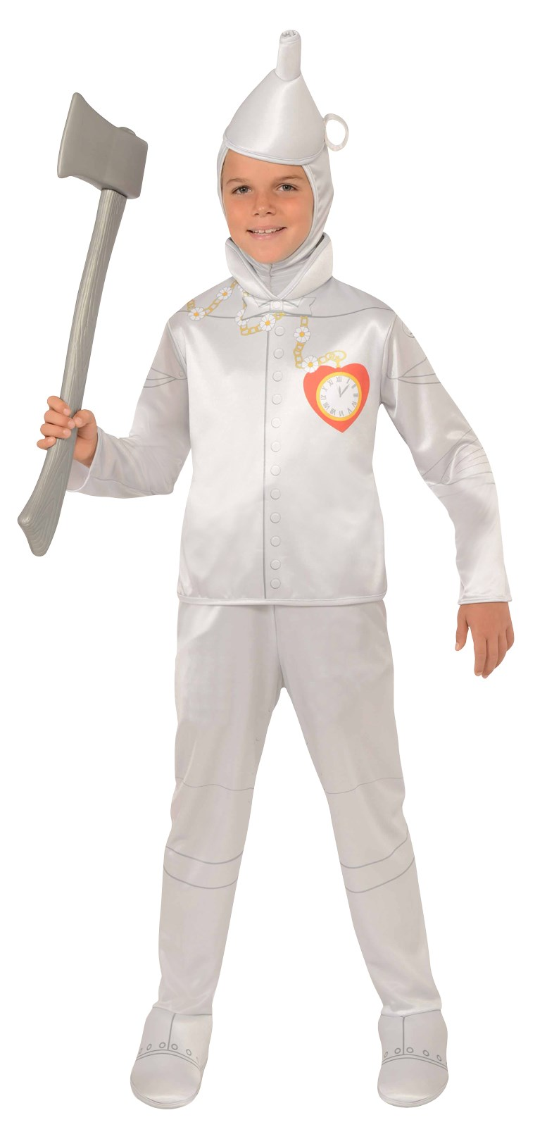 The Wizard of Oz Tinman Child Costume Small
