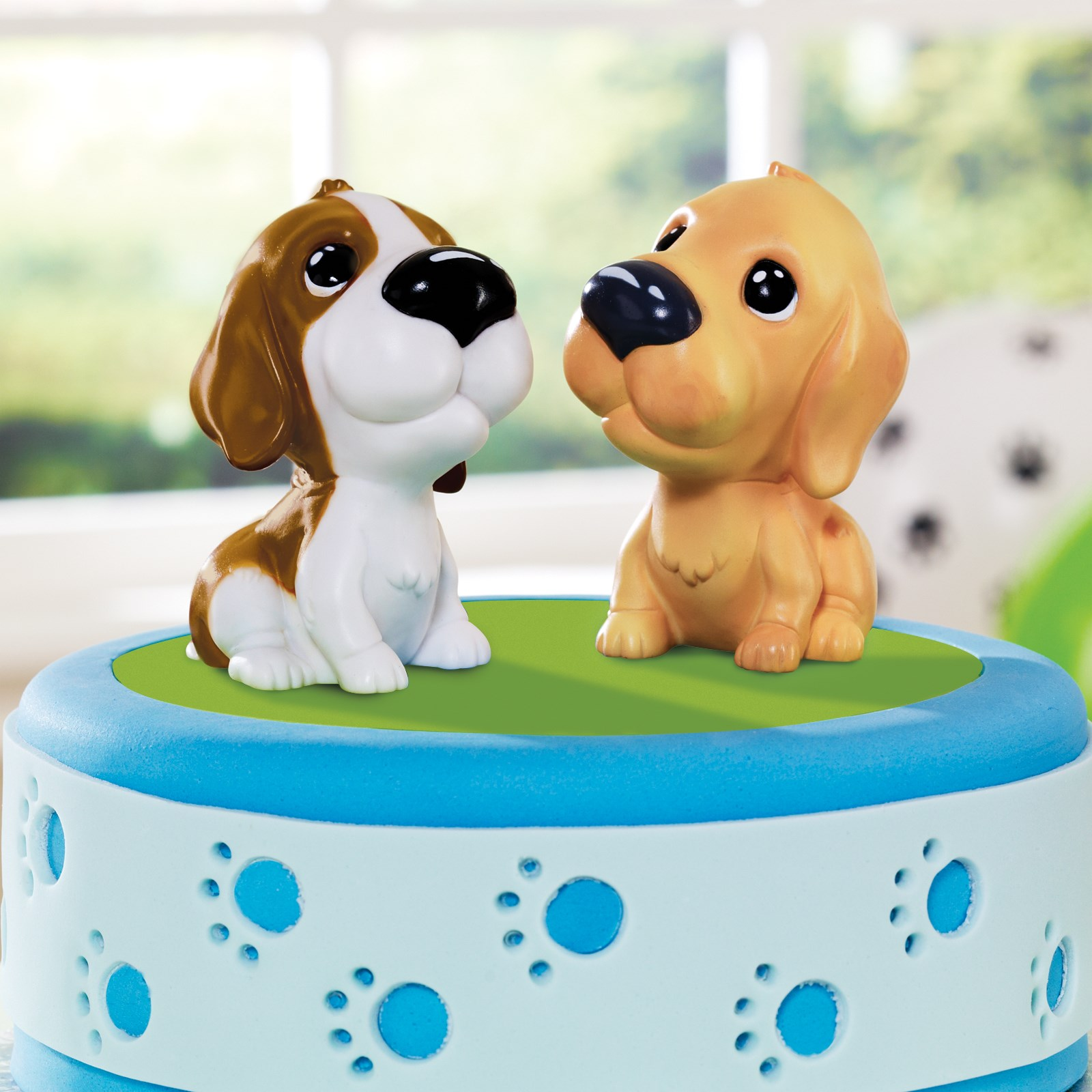 THE DOG Cake Toppers