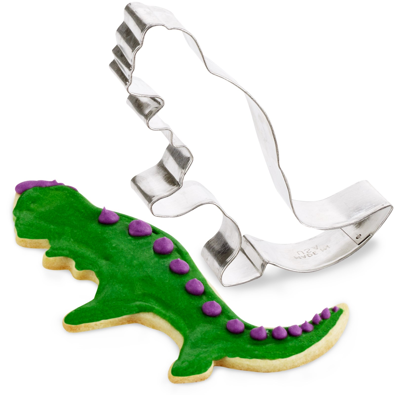 Image of Dinosaur Cookie Cutter