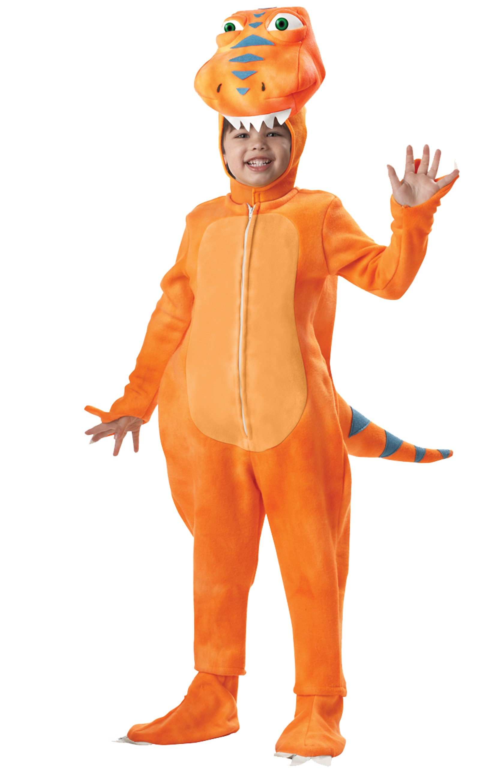 Dinosaur Train Buddy Toddler / Child Costume 4-6