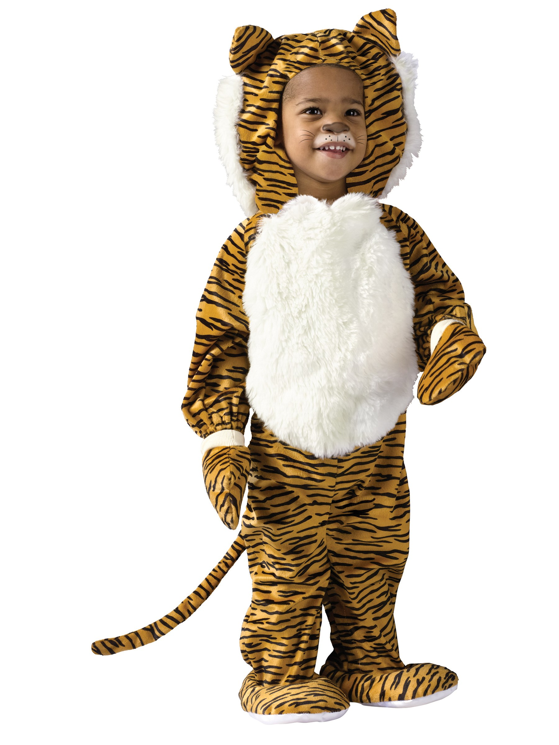 Cuddly Tiger Toddler Costume Toddler (3T-4T)