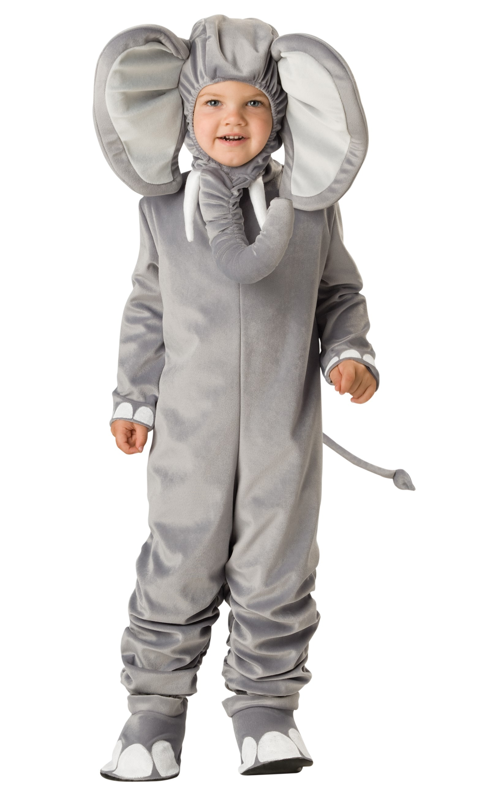 Lil Elephant Toddler Costume Small 3T