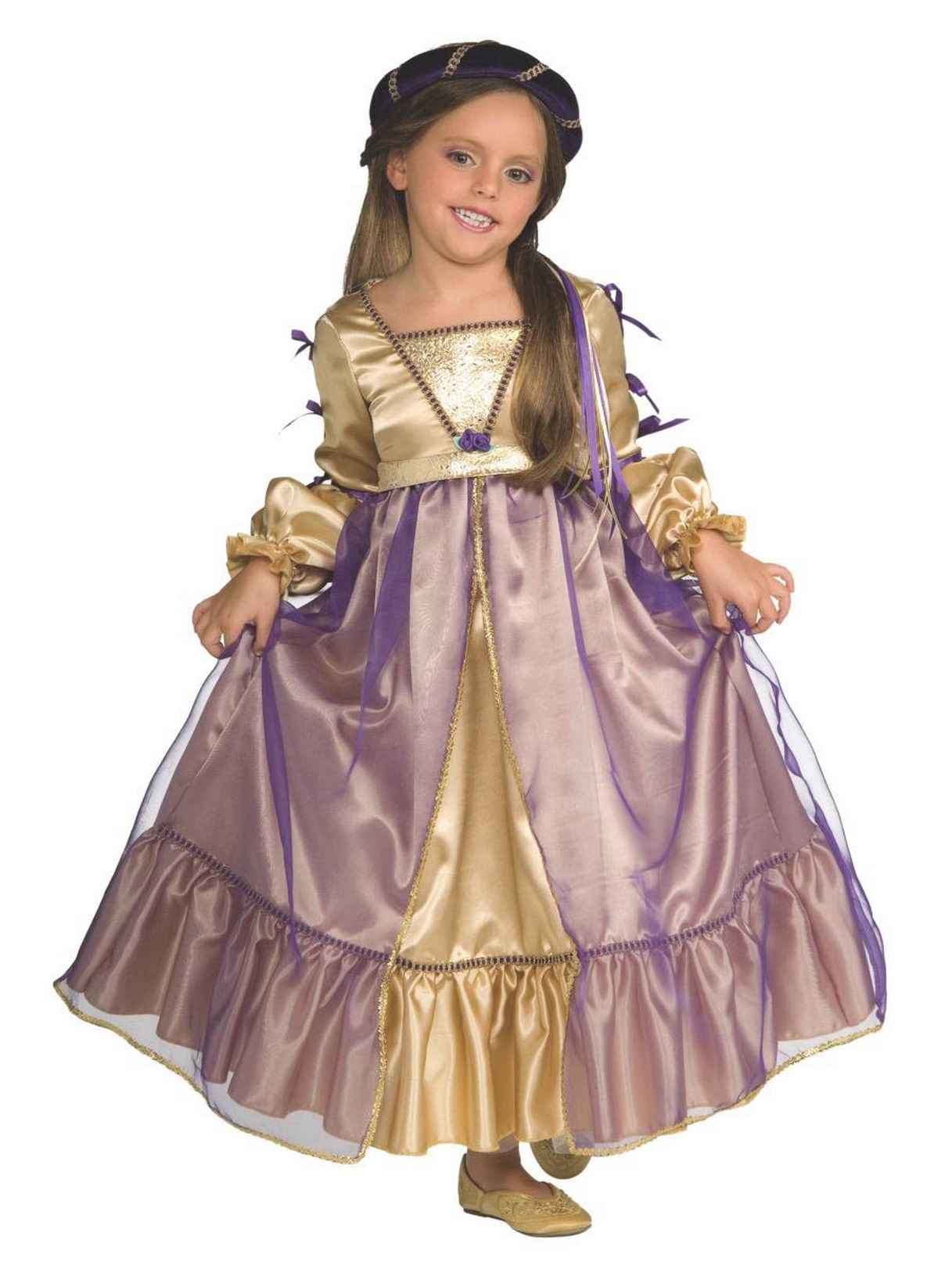 Princess Juliet Child Costume Medium 8-10