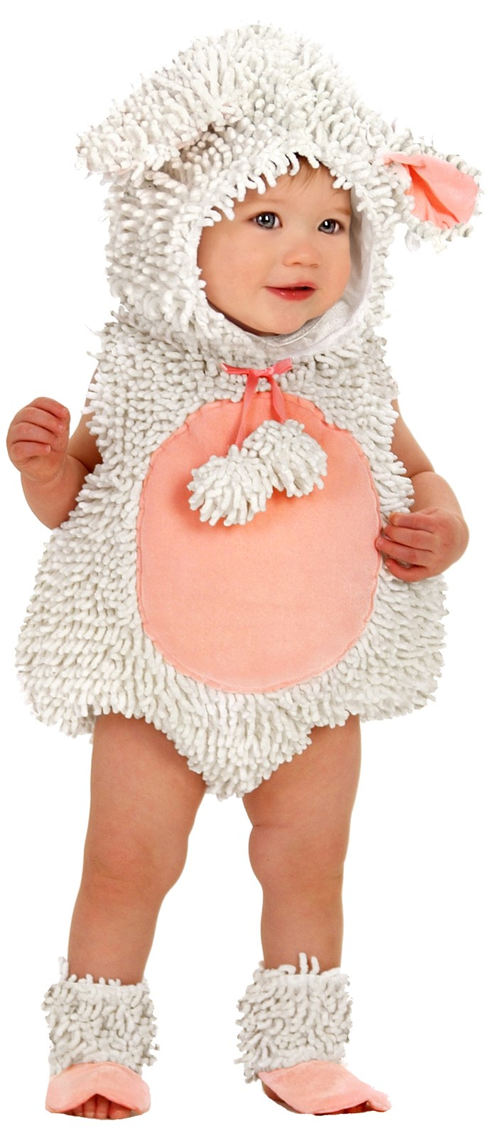 Little Lamb Infant / Toddler Costume 12/18 Months