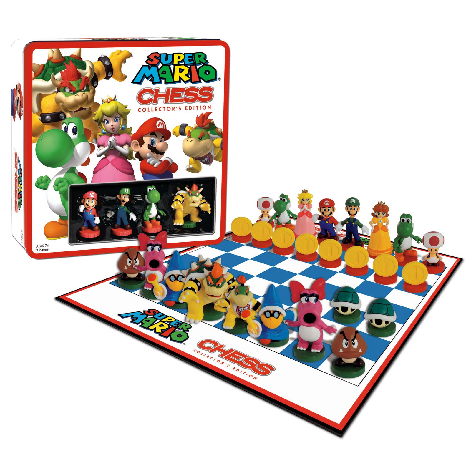 Super Mario Collector's Edition Chess Game