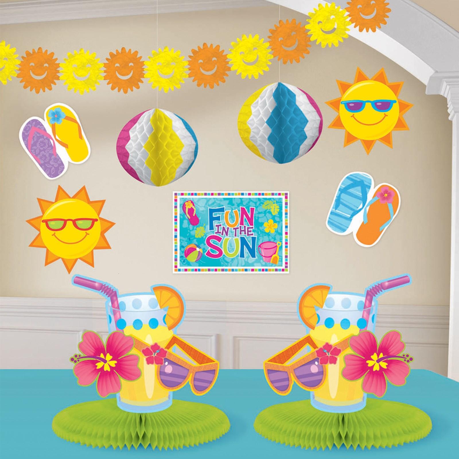 Image of Fun in the Sun Decorating Kit