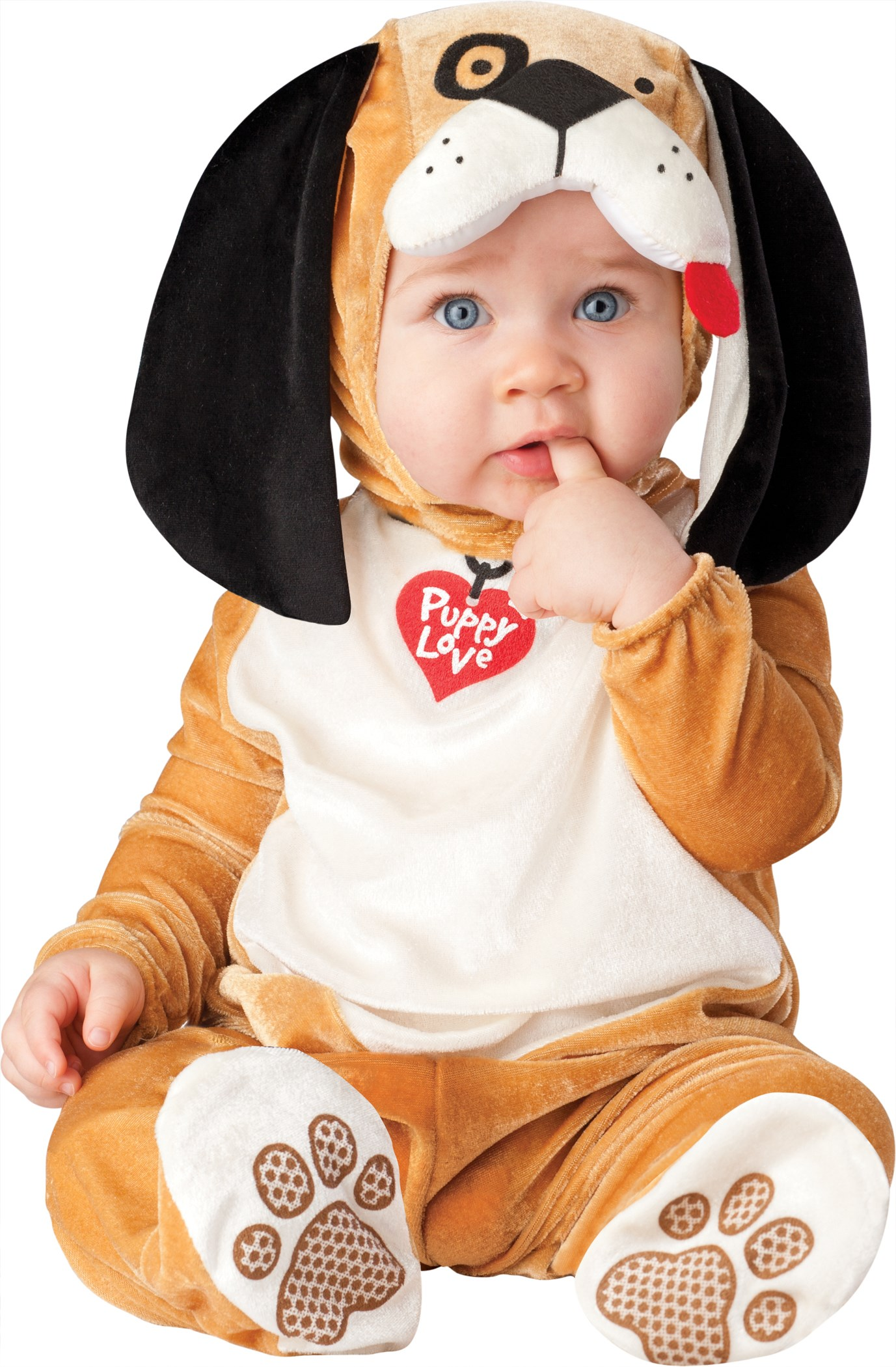 Puppy Love Infant / Toddler Costume 6/12 Months