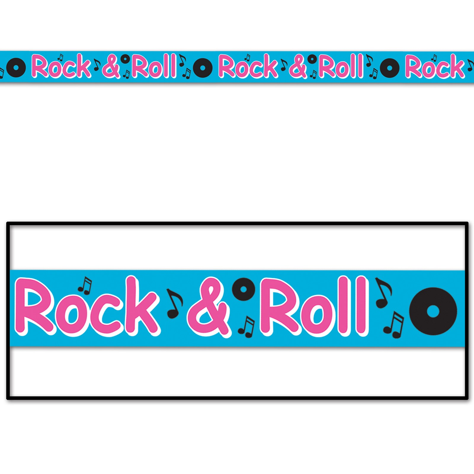 Image of 1950's Rock Roll Party Tape
