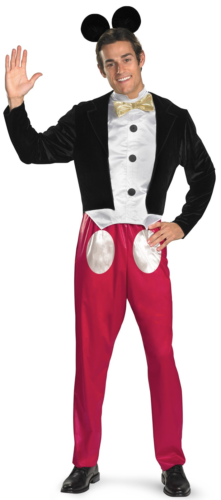 Disney Mickey Mouse Adult Costume X-Large (42-46)