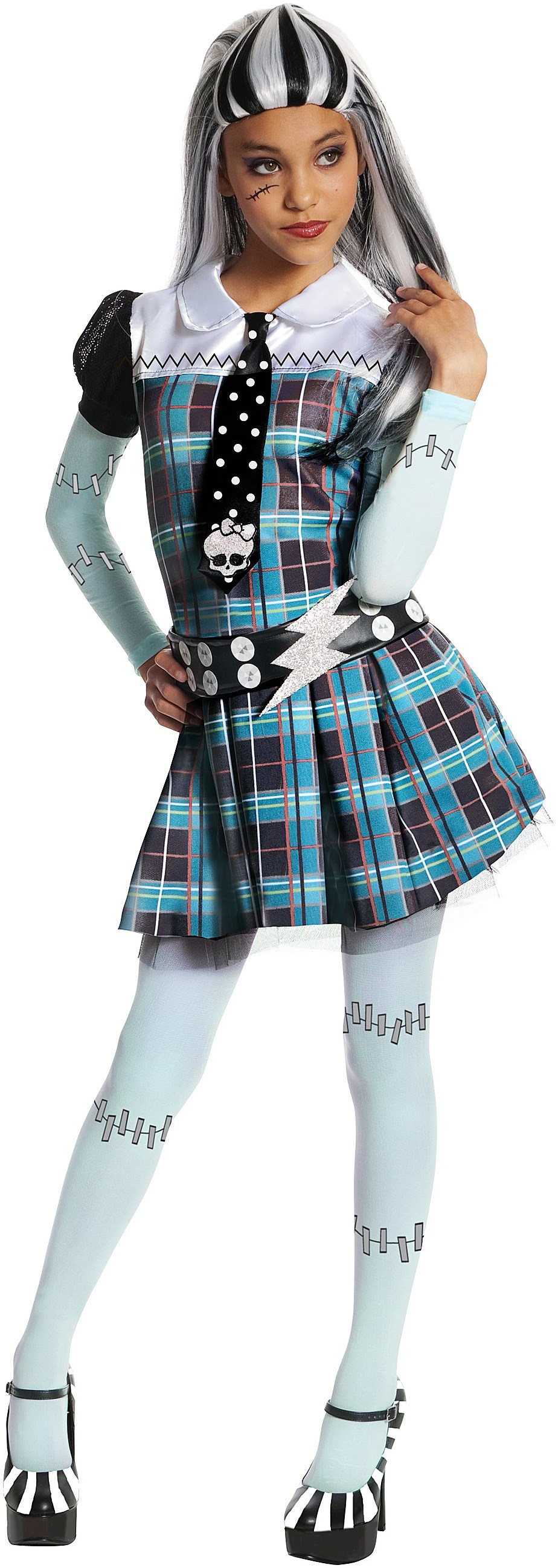 Monster High - Frankie Stein Child Costume Large (12-14)