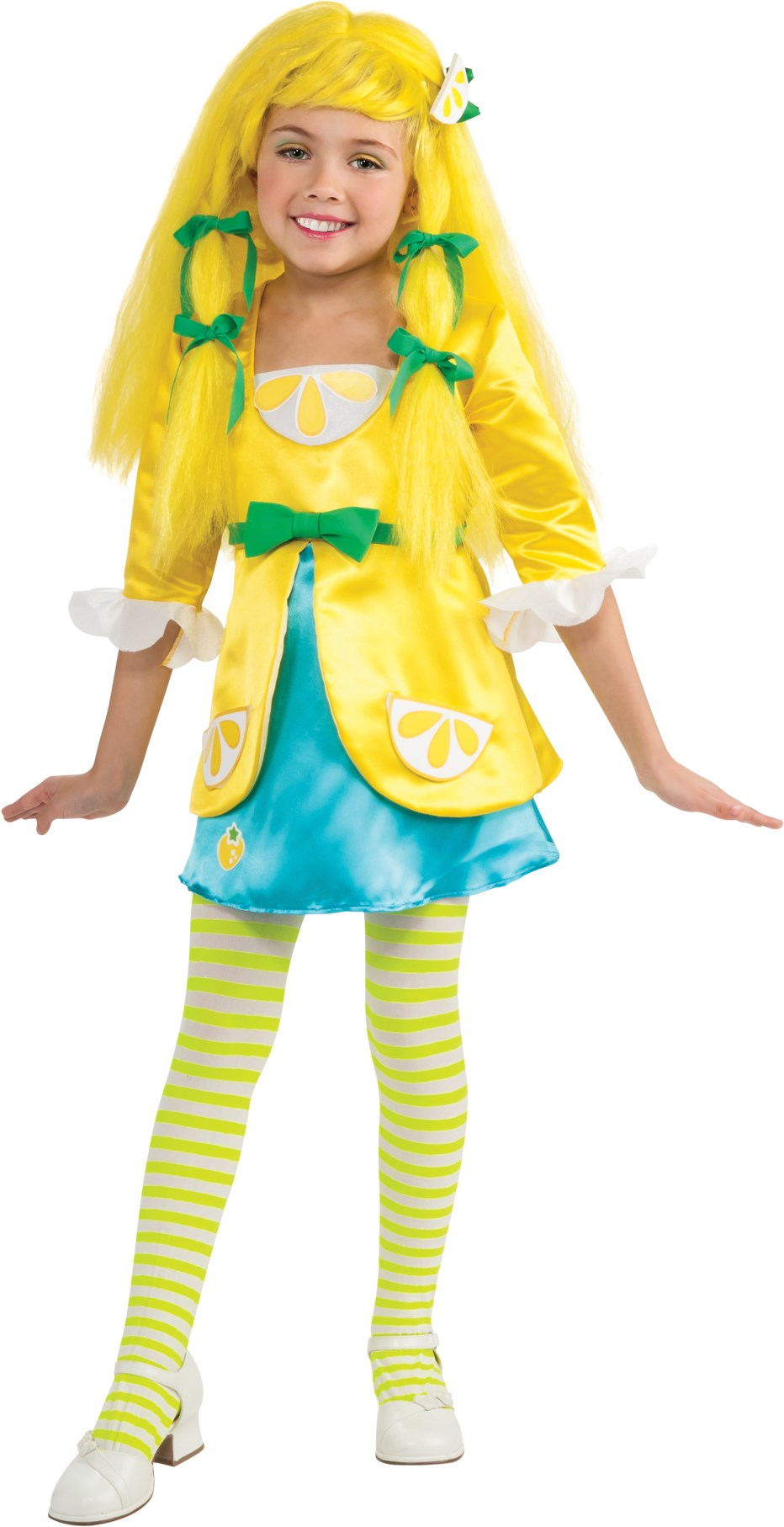 Strawberry Shortcake - Lemon Meringue Deluxe Toddler / Child Costume Medium