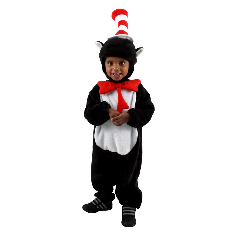 Dr. Seuss The Cat in the Hat - The Cat in the Hat Infant Costume 12-18 Months