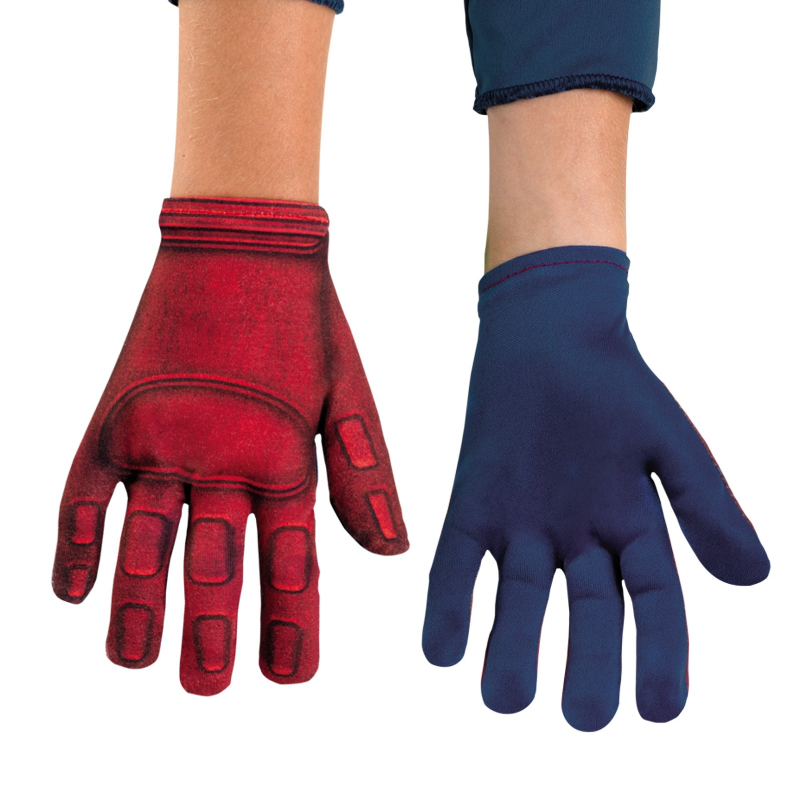 The Avengers Captain America Child Gloves One-Size