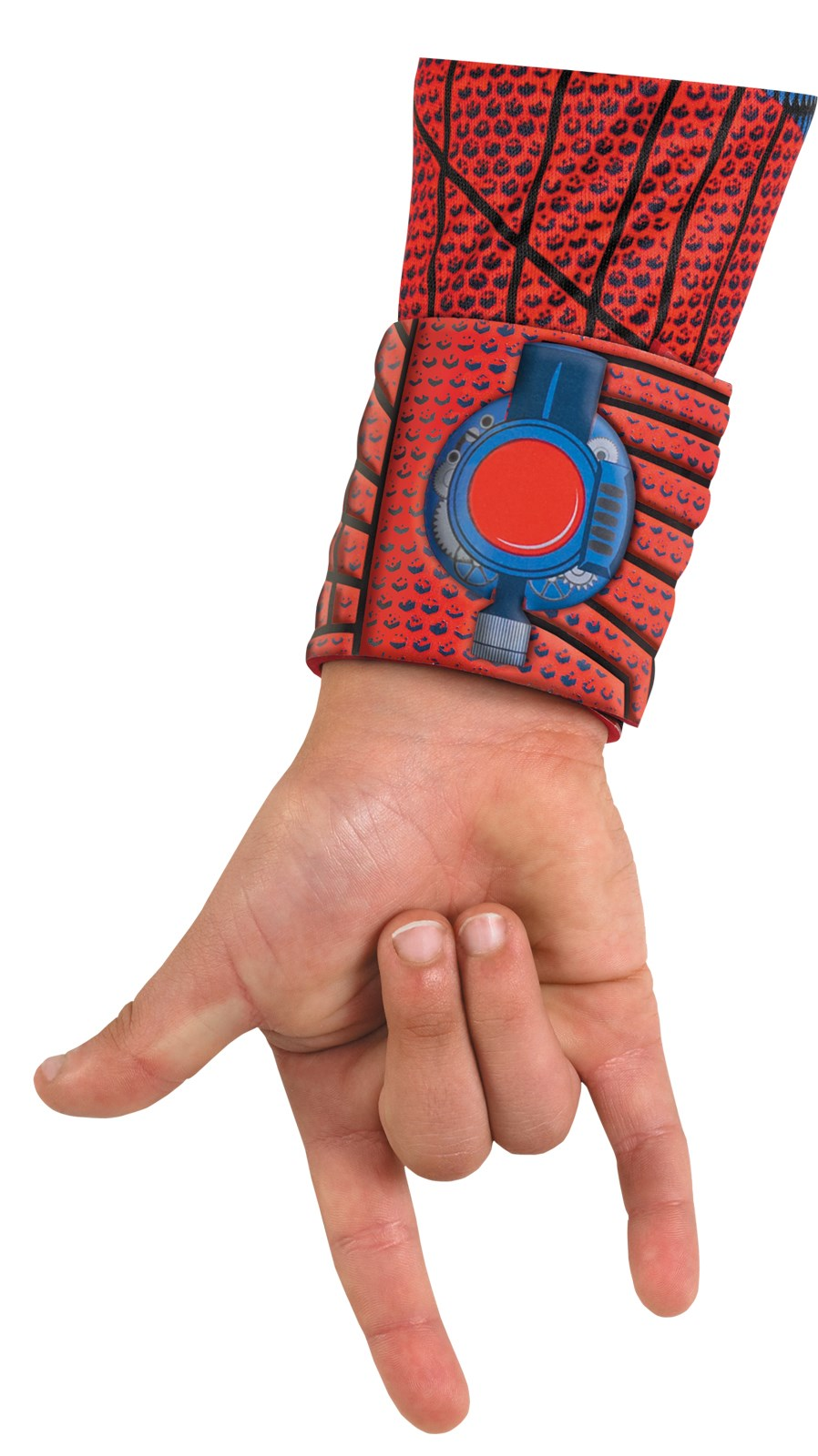 The Amazing Spider-Man Web Shooter Cuffs One-Size