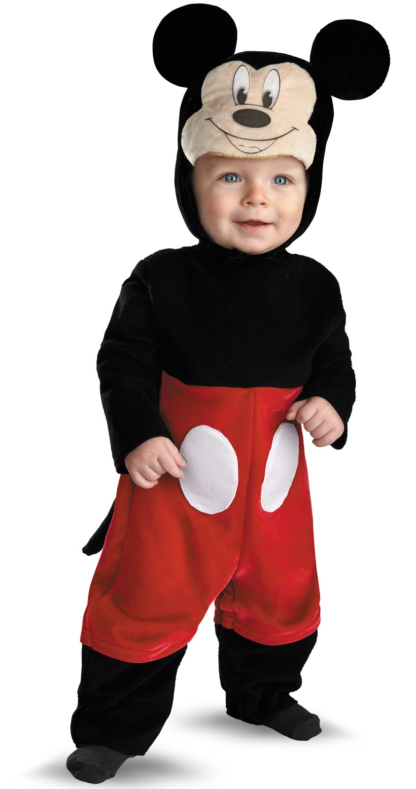 Disney Mickey Mouse Infant Costume 12/18 Months