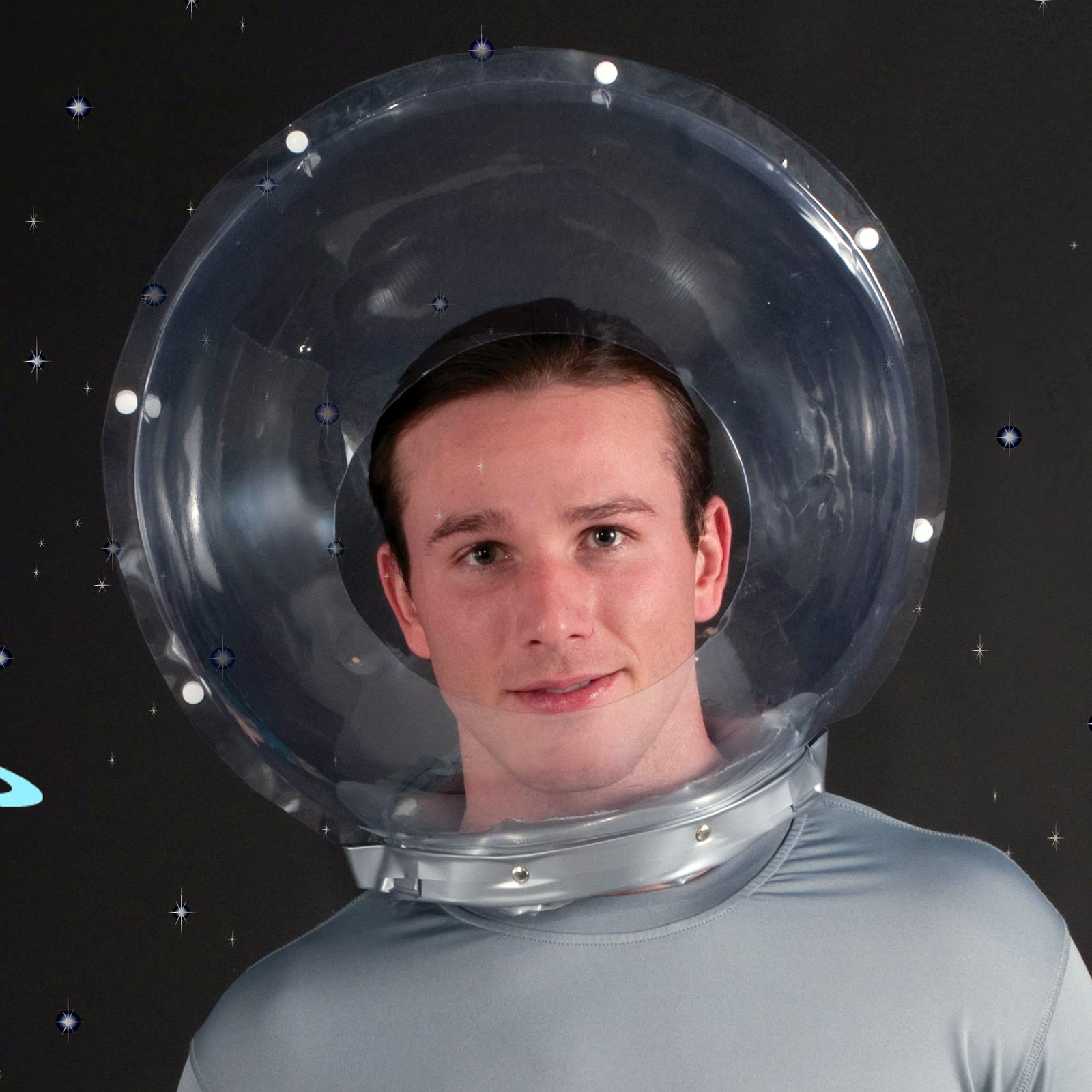 Space Helmet (Adult) One-Size