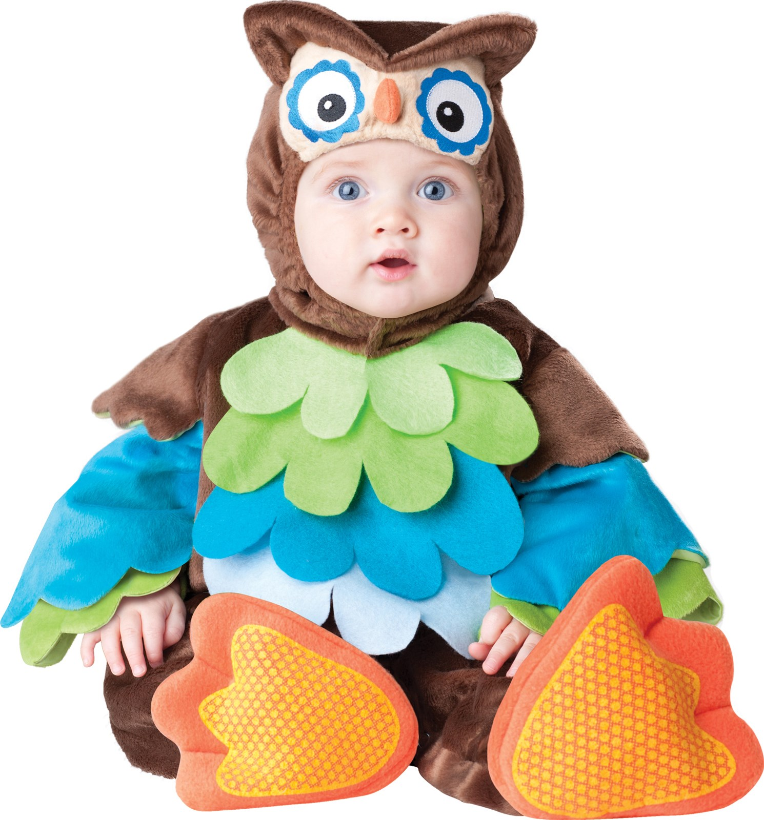 What A Hoot Owl Infant / Toddler Costume 12-18 Months